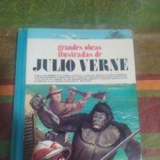 Tebeos: GRANDES OBRAS ILUSTRADAS DE JULIO VERNE N. 5. Lote 276990323