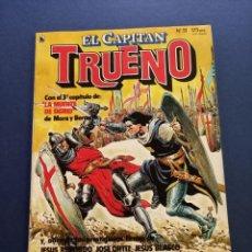 Tebeos: EL CAPITAN TRUENO Nº 11 -EXCELENTE ESTADO. Lote 276992663