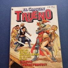 Tebeos: EL CAPITAN TRUENO Nº 10 -EXCELENTE ESTADO. Lote 276992768