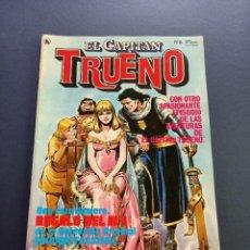 Tebeos: EL CAPITAN TRUENO Nº 6 -EXCELENTE ESTADO. Lote 276993578