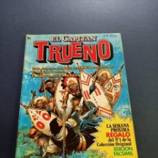 Tebeos: EL CAPITAN TRUENO Nº 5 -EXCELENTE ESTADO. Lote 276993678