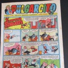 Tebeos: PULGARCITO (1946, BRUGUERA) 1294 · 24-II-1956 · PULGARCITO. Lote 277050688