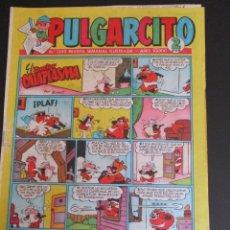 Tebeos: PULGARCITO (1946, BRUGUERA) 1359 · 24-V-1957 · PULGARCITO. Lote 277052133