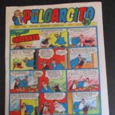 Tebeos: PULGARCITO (1946, BRUGUERA) 1303 · 27-IV-1956 · PULGARCITO. Lote 277060108