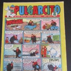 Tebeos: PULGARCITO (1946, BRUGUERA) 1352 · 5-IV-1957 · PULGARCITO. Lote 277061318