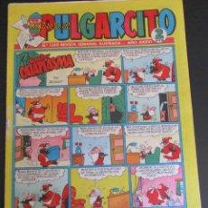 Tebeos: PULGARCITO (1946, BRUGUERA) 1349 · 15-III-1957 · PULGARCITO. Lote 277063568
