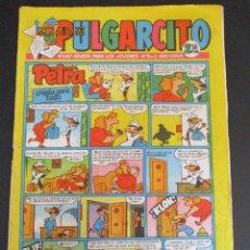 Tebeos: PULGARCITO (1946, BRUGUERA) 1437 · 17-XI-1958 · PULGARCITO. Lote 277067288