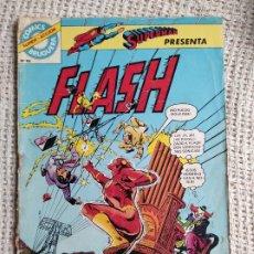 Tebeos: COMICS BRUGUERA 98 - SUPERMAN PRESENTA 42 - FLASH - COMICS BRUGUERA. Lote 277075143