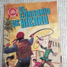 Tebeos: EL CORSARIO DE HIERRO Nº 58 - JOYAS LITERARIAS JUVENILES. Lote 277133793