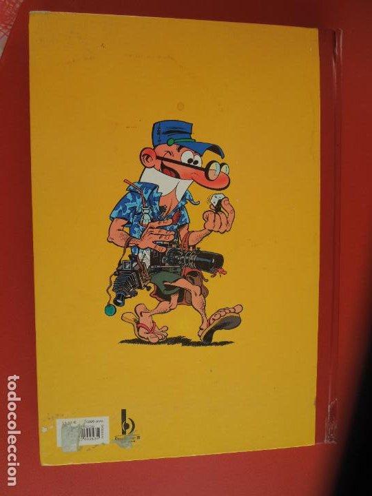 Tebeos: SUPER HUMOR Nº 31 - EDC B 2001 MORTADELO - Foto 2 - 277152678