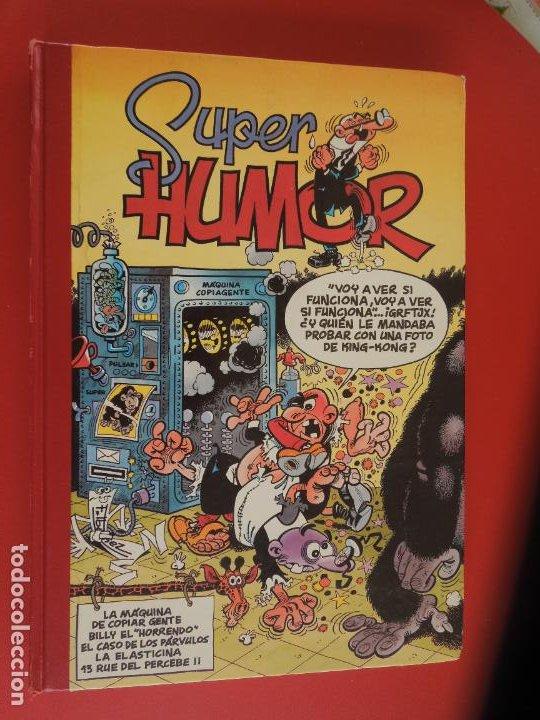SUPER HUMOR Nº 10 - EDC B 1996- MORTADELO (Tebeos y Comics - Bruguera - Super Humor)