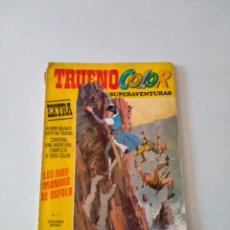Tebeos: EL CAPITÁN TRUENO COLOR EXTRA NÚMERO 1 TERCERA ÉPOCA EDITORIAL BRUGUERA AÑO 1978. Lote 277233843