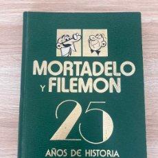 Tebeos: RECOPILACIONES OLES 270 Y SIGUIENTES MORTADELO Y FILEMON 25 AÑOS DE HISTORIA. BRUGUERA 1983. Lote 277238198