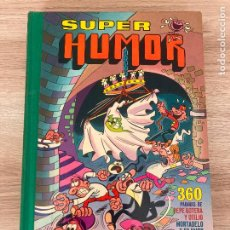 Tebeos: SUPER HUMOR 7 VII MORTADELO Y FILEMON. 2ª EDICION BRUGUERA 1978. Lote 277239018