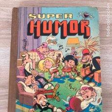 Tebeos: SUPER HUMOR 8 VIII MORTADELO Y FILEMON. 1ª EDICION BRUGUERA 1975. Lote 277239423