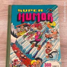 Tebeos: SUPER HUMOR 31 XXXI MORTADELO Y FILEMON. 1ª EDICION BRUGUERA 1980. Lote 277239893
