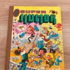 Tebeos: SUPER HUMOR 50 L MORTADELO Y FILEMON. 1ª EDICION BRUGUERA 1985. Lote 277240393