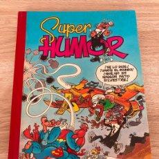 Tebeos: SUPER HUMOR 11 MORTADELO Y FILEMON. 1ª EDICION EDICIONES B 1994. Lote 277240628