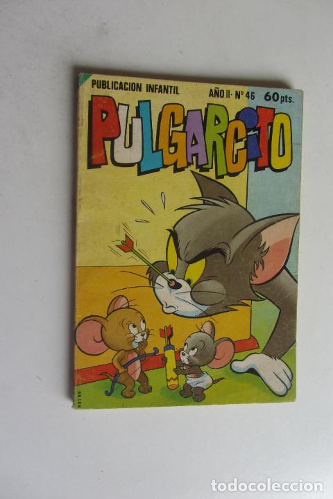 PULGARCITO INFANTIL- Nº 46 -JAN-SCHMIDT-NABAU-BUXADÉ-1982 BRUGUERA ARX81 (Tebeos y Comics - Bruguera - Pulgarcito)