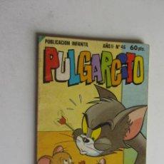 Tebeos: PULGARCITO INFANTIL- Nº 46 -JAN-SCHMIDT-NABAU-BUXADÉ-1982 BRUGUERA ARX81. Lote 277251188