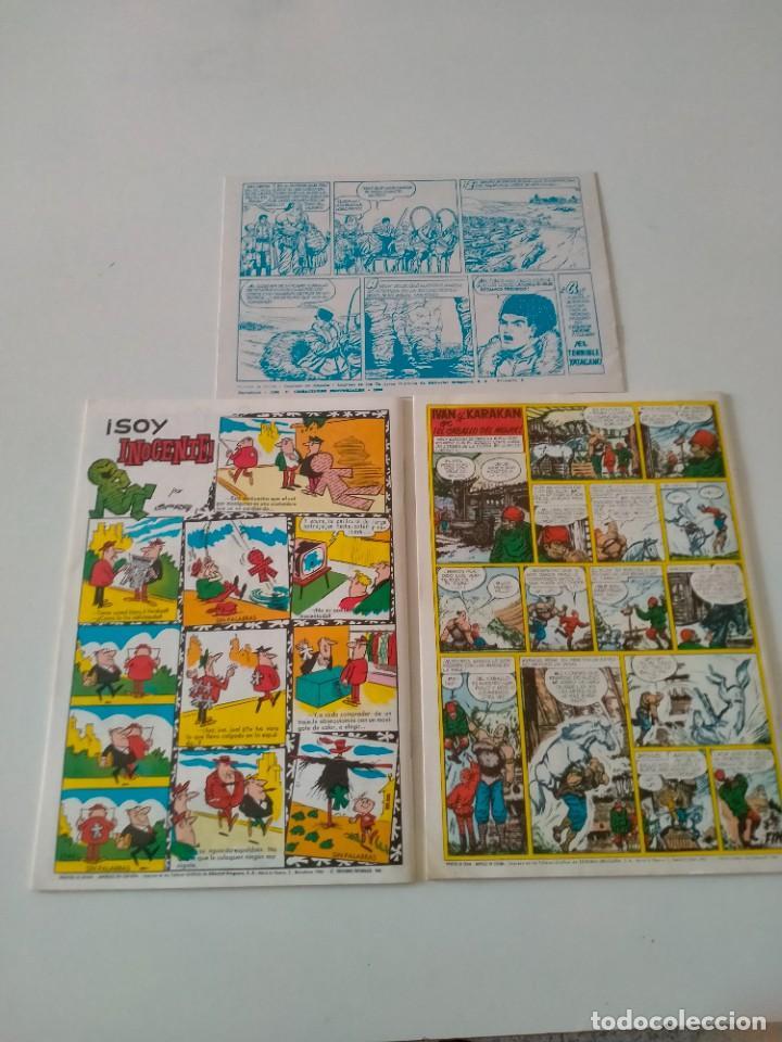 Tebeos: Lote El Cosaco Verde Almanaque, Extra y Facsímil Reedición Editorial Bruguera - Foto 2 - 277259153