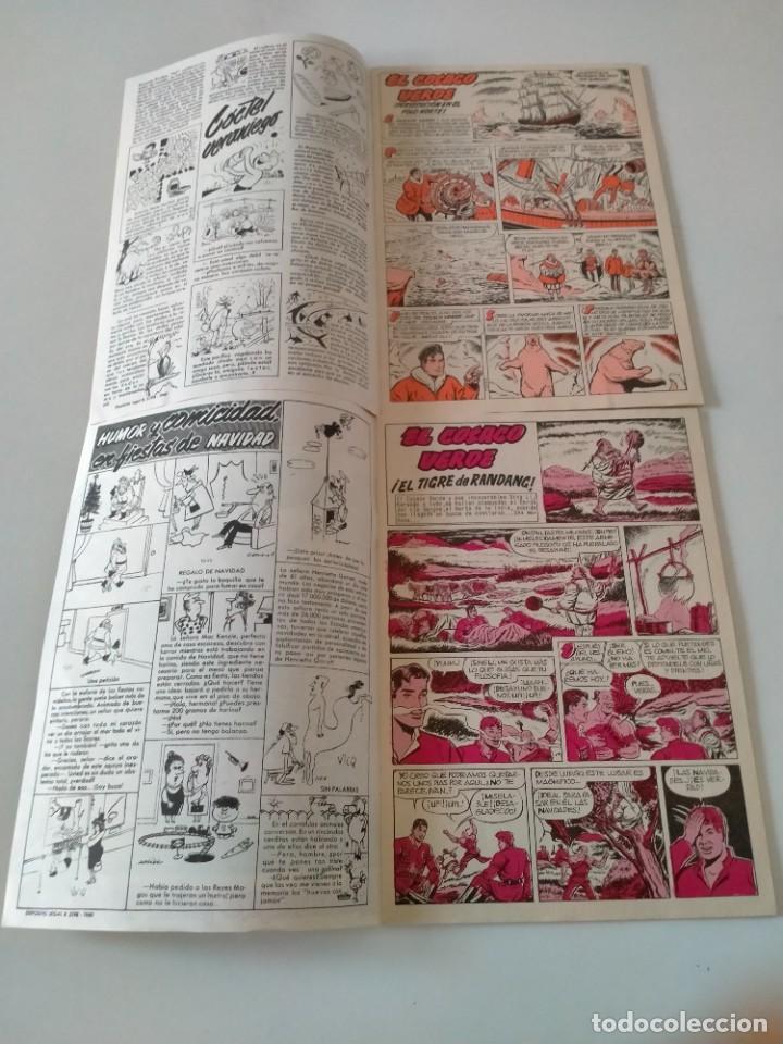 Tebeos: Lote El Cosaco Verde Almanaque, Extra y Facsímil Reedición Editorial Bruguera - Foto 3 - 277259153