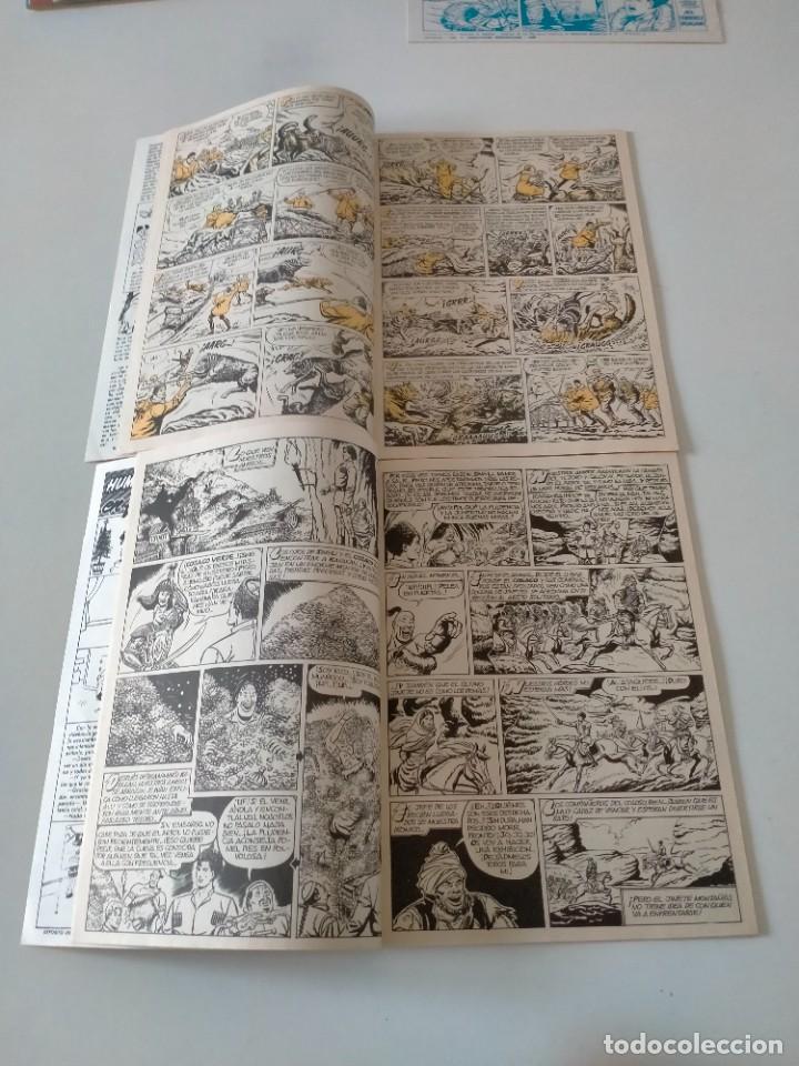Tebeos: Lote El Cosaco Verde Almanaque, Extra y Facsímil Reedición Editorial Bruguera - Foto 4 - 277259153