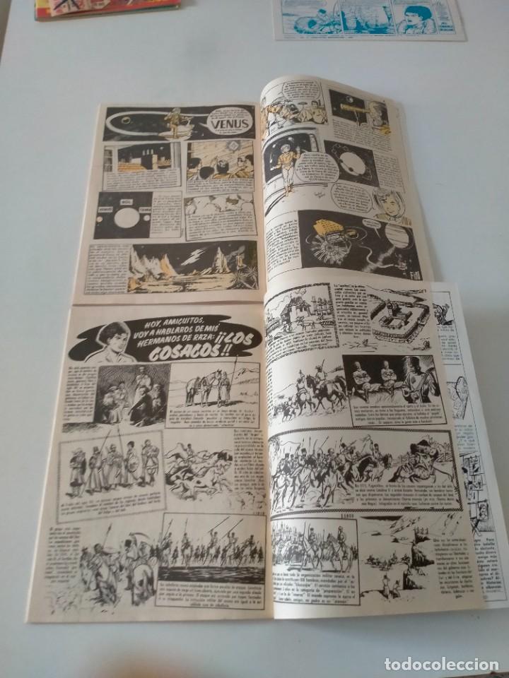 Tebeos: Lote El Cosaco Verde Almanaque, Extra y Facsímil Reedición Editorial Bruguera - Foto 6 - 277259153