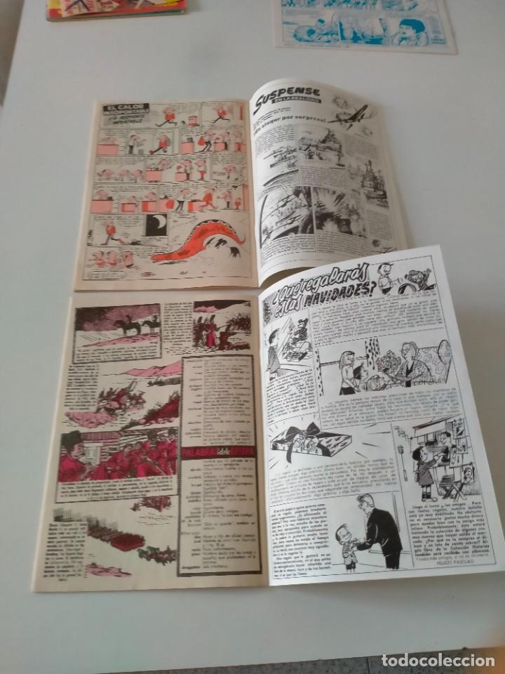 Tebeos: Lote El Cosaco Verde Almanaque, Extra y Facsímil Reedición Editorial Bruguera - Foto 7 - 277259153