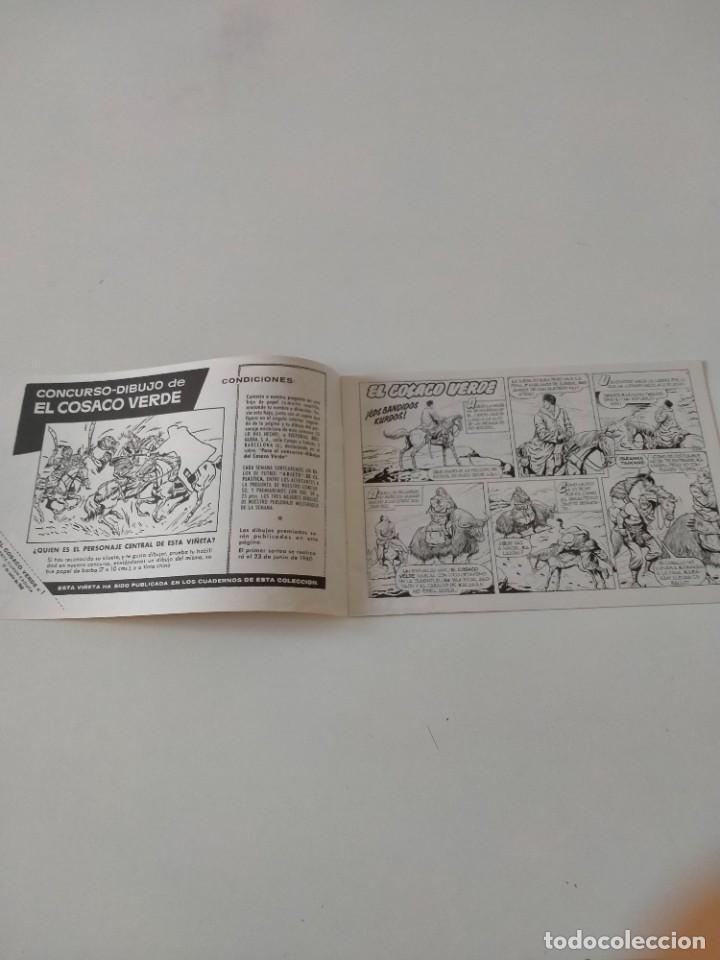 Tebeos: Lote El Cosaco Verde Almanaque, Extra y Facsímil Reedición Editorial Bruguera - Foto 8 - 277259153