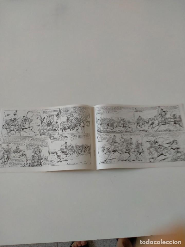 Tebeos: Lote El Cosaco Verde Almanaque, Extra y Facsímil Reedición Editorial Bruguera - Foto 9 - 277259153