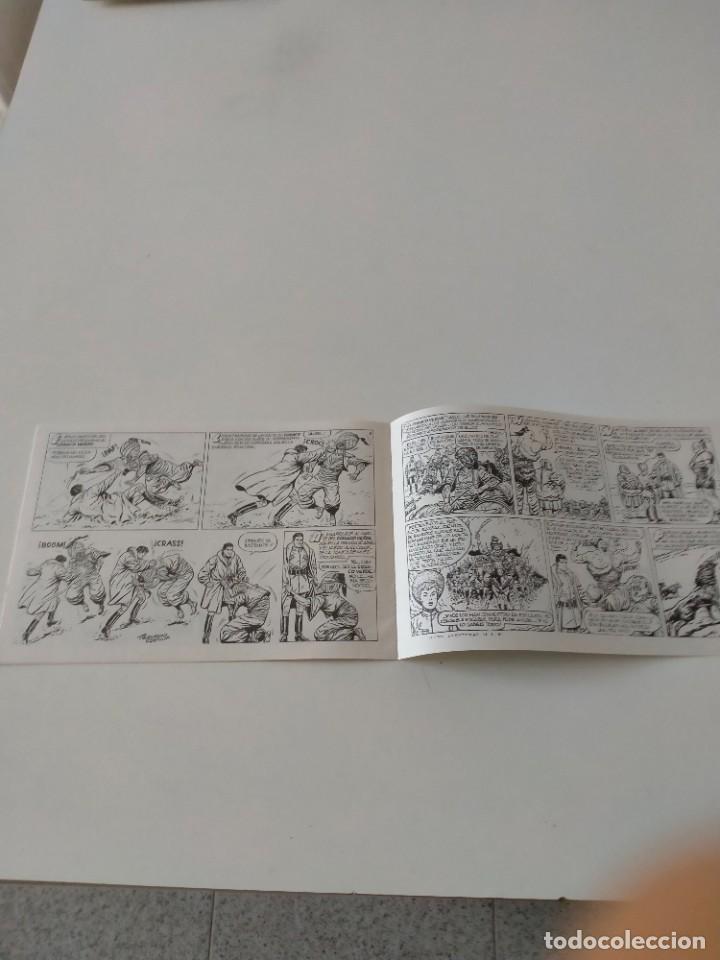 Tebeos: Lote El Cosaco Verde Almanaque, Extra y Facsímil Reedición Editorial Bruguera - Foto 10 - 277259153