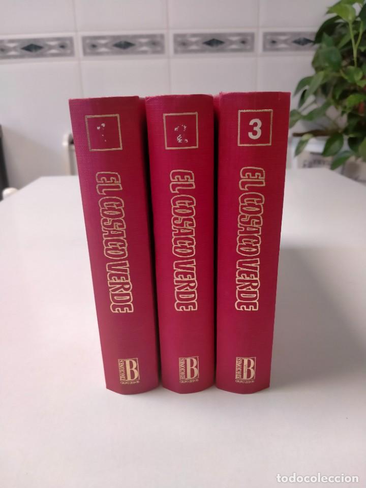 Tebeos: El Cosaco Verde Colección Completa Reedición Año 1994 144 Fascículos Ediciones B - Foto 2 - 277262433