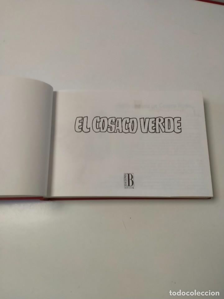 Tebeos: El Cosaco Verde Colección Completa Reedición Año 1994 144 Fascículos Ediciones B - Foto 4 - 277262433