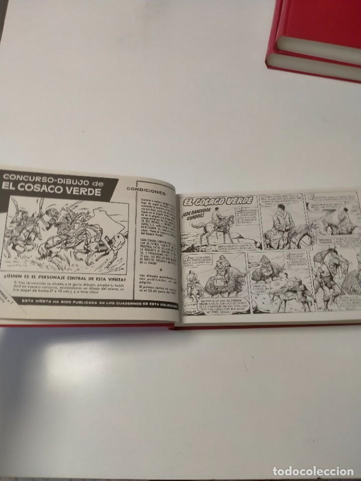 Tebeos: El Cosaco Verde Colección Completa Reedición Año 1994 144 Fascículos Ediciones B - Foto 7 - 277262433