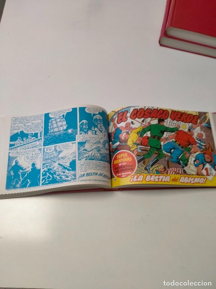 Tebeos: El Cosaco Verde Colección Completa Reedición Año 1994 144 Fascículos Ediciones B - Foto 8 - 277262433