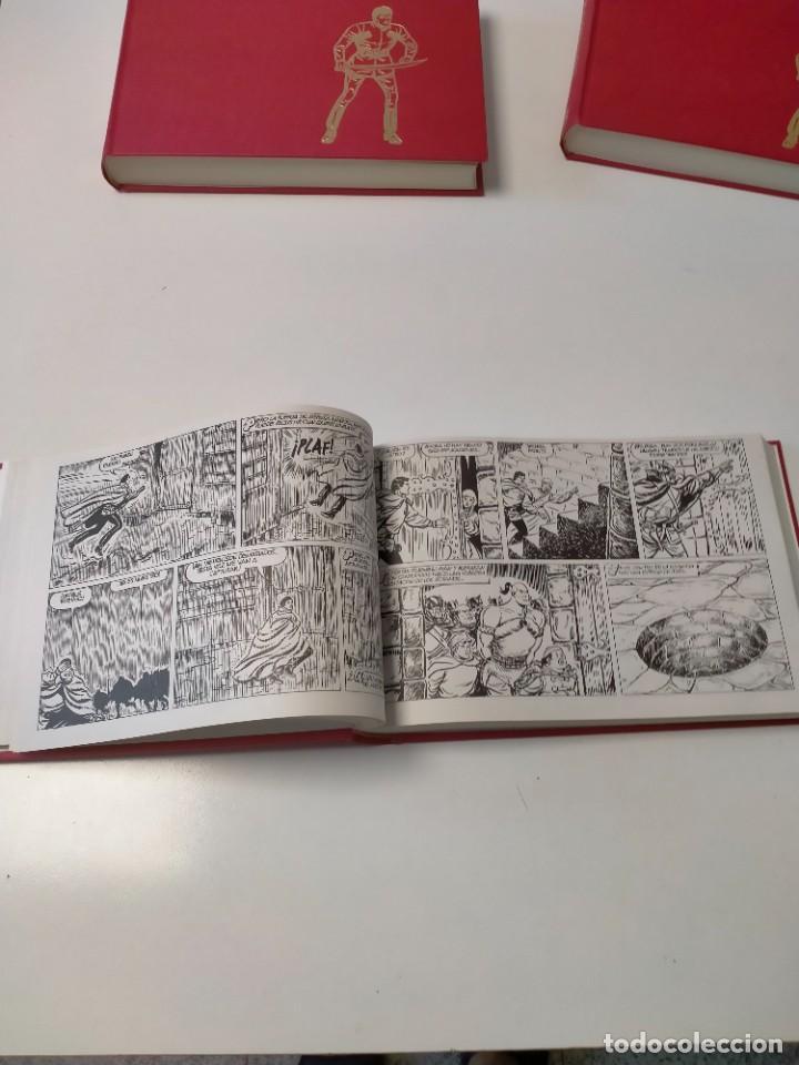 Tebeos: El Cosaco Verde Colección Completa Reedición Año 1994 144 Fascículos Ediciones B - Foto 10 - 277262433