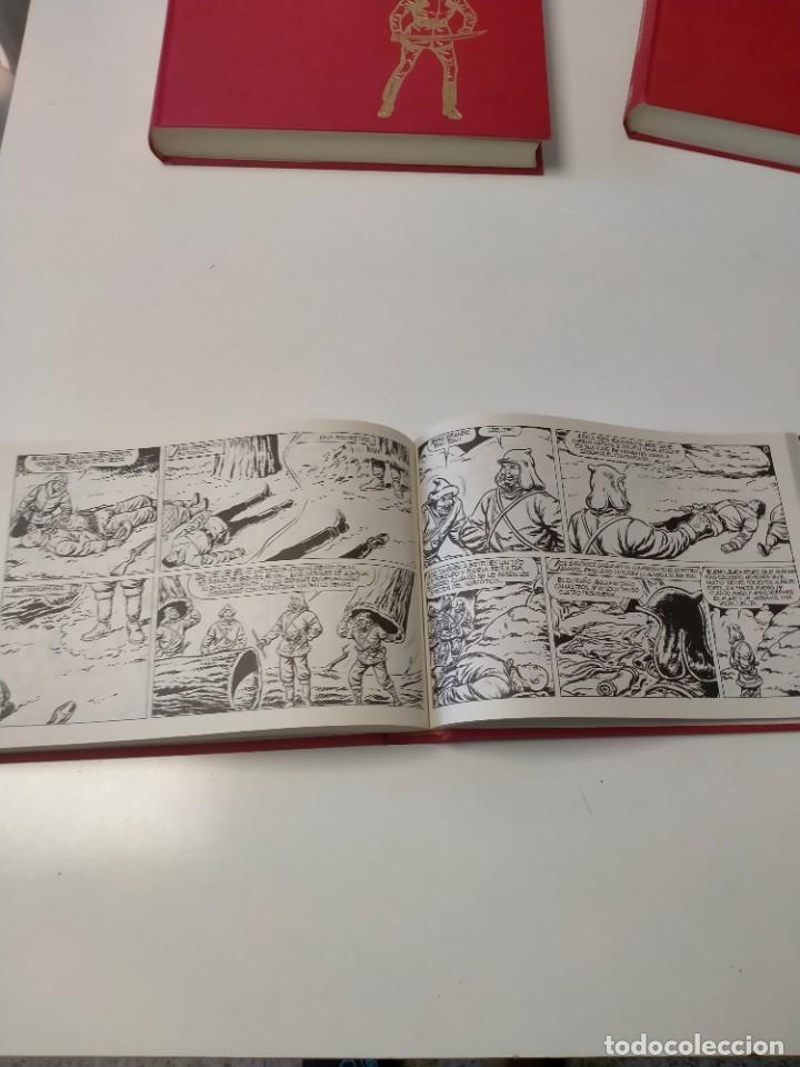 Tebeos: El Cosaco Verde Colección Completa Reedición Año 1994 144 Fascículos Ediciones B - Foto 11 - 277262433