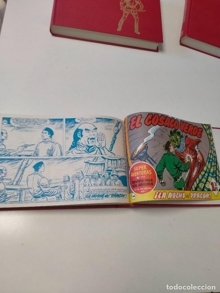 Tebeos: El Cosaco Verde Colección Completa Reedición Año 1994 144 Fascículos Ediciones B - Foto 12 - 277262433