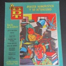 Tebeos: DDT (1951, BRUGUERA) -CONTRA LAS PENAS- 317 · 13-VI-1957 · EL DDT. Lote 277267868