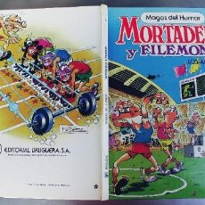 Tebeos: MORTADELO Y FILEMÓN LOS ÁNGELES 84, SEGUNDA EDICIÓN MARZO 1986 BRUGUERA ,TAPA DURA. Lote 277283648