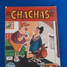 Tebeos: ¡¡¡CHACHAS!!! EXTRA DE EL DDT - BRUGUERA. Lote 277283743