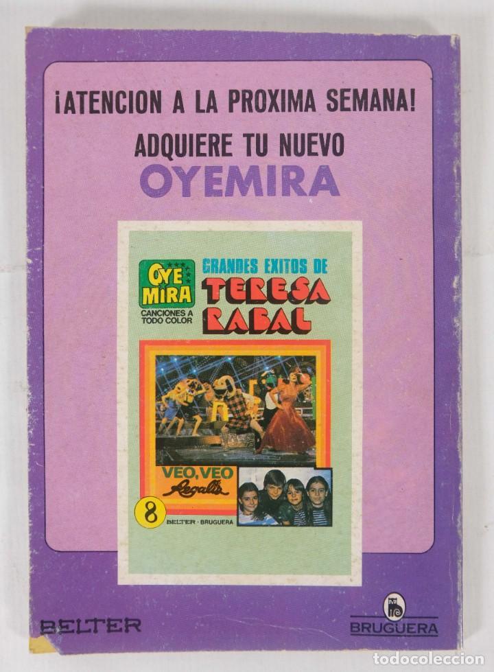 Tebeos: Oye Mira número 7 - Barbapapa - Editorial Bruguera 1981 - Foto 2 - 277284398