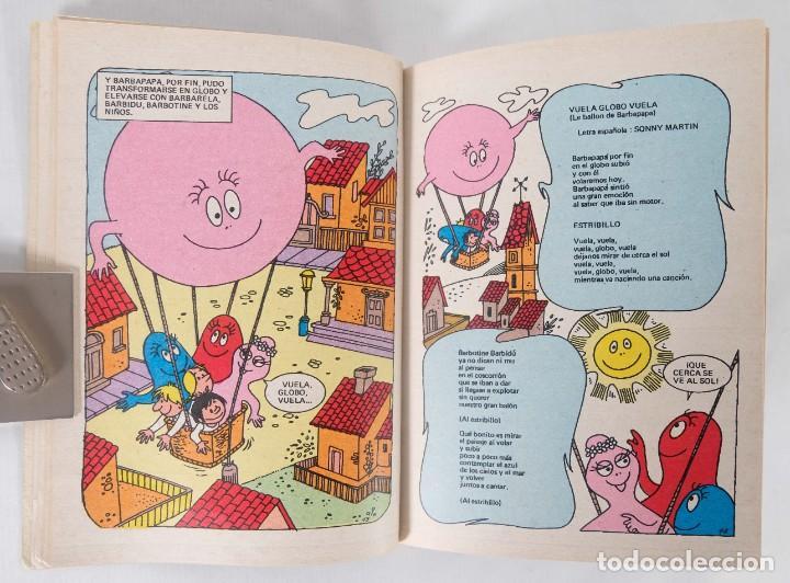 Tebeos: Oye Mira número 7 - Barbapapa - Editorial Bruguera 1981 - Foto 6 - 277284398
