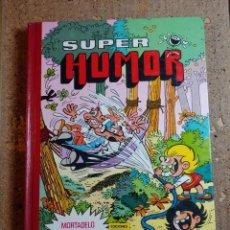 Tebeos: COMIC TOMO DE SUPER HUMOR 1987 Nº 14. Lote 277432168