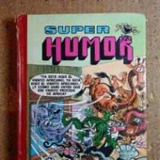 Giornalini: COMIC TOMO DE SUPER HUMOR 1990 Nº 8. Lote 277432533