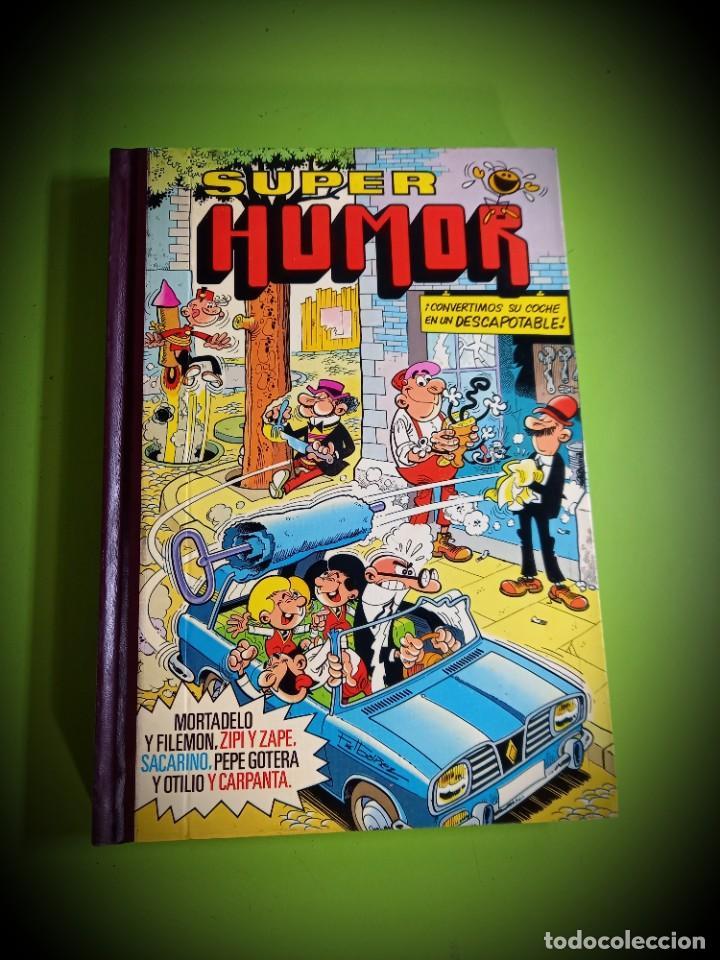 SUPER HUMOR -TOMO XL -1ª EDICION 1982 (Tebeos y Comics - Bruguera - Super Humor)