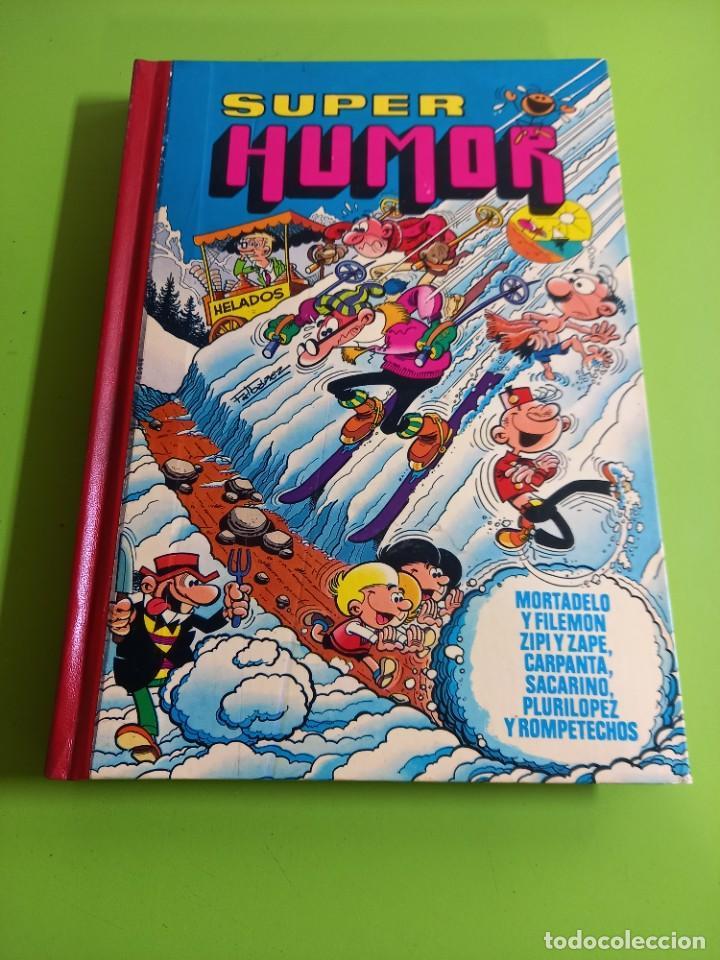 SUPER HUMOR -TOMO XXXI - 2ª EDICION 1983 (Tebeos y Comics - Bruguera - Super Humor)