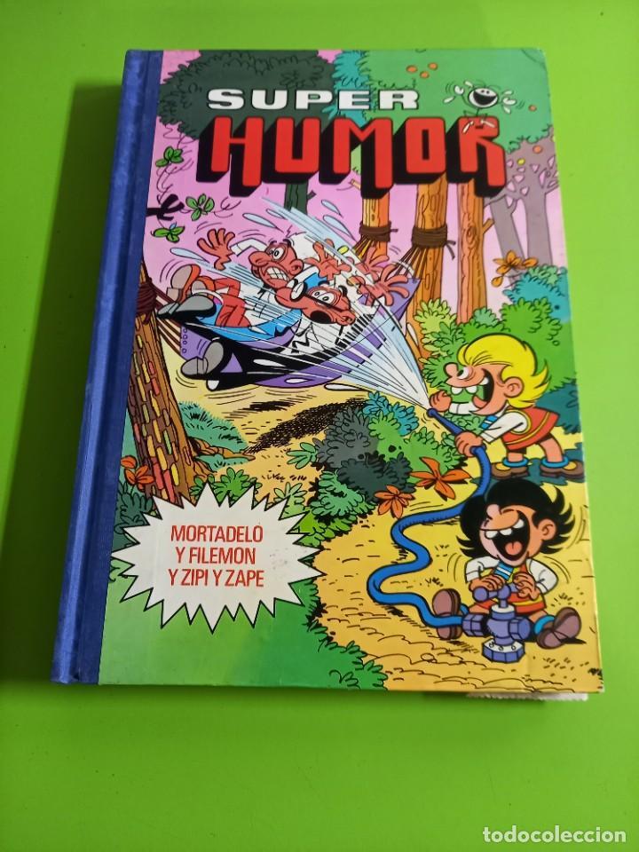 SUPER HUMOR -TOMO XIV - 3ª EDICION 1981 (Tebeos y Comics - Bruguera - Super Humor)