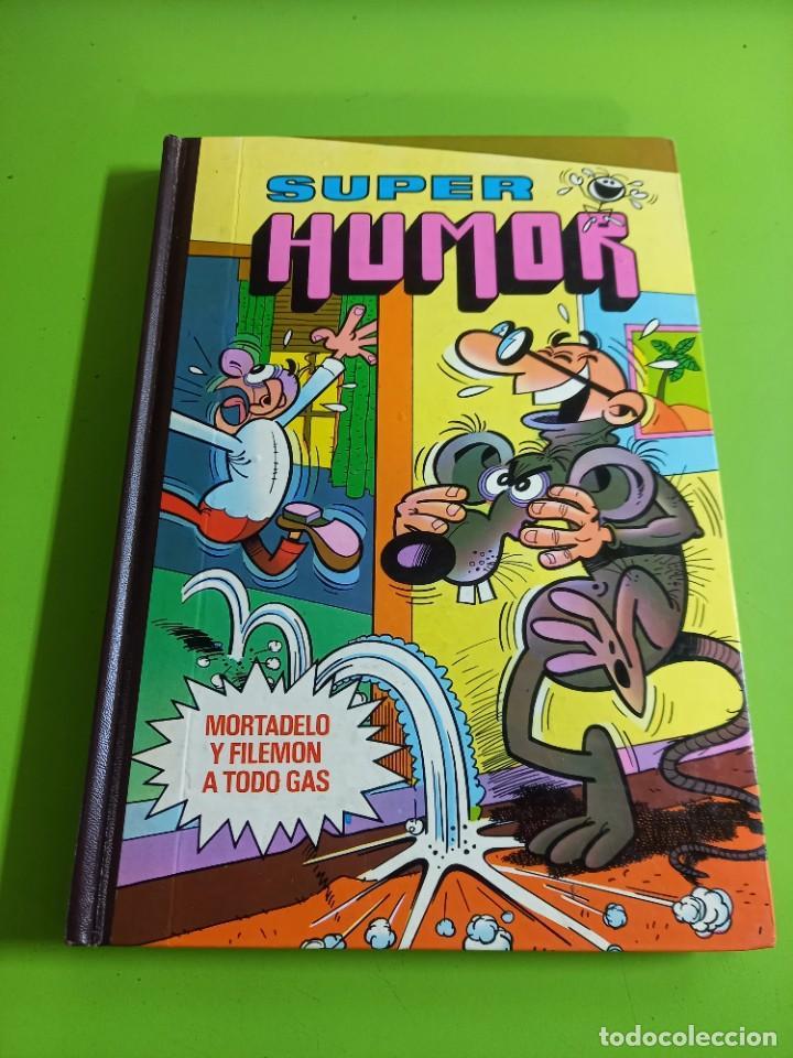SUPER HUMOR -TOMO XII - 4ª EDICION 1984 (Tebeos y Comics - Bruguera - Super Humor)